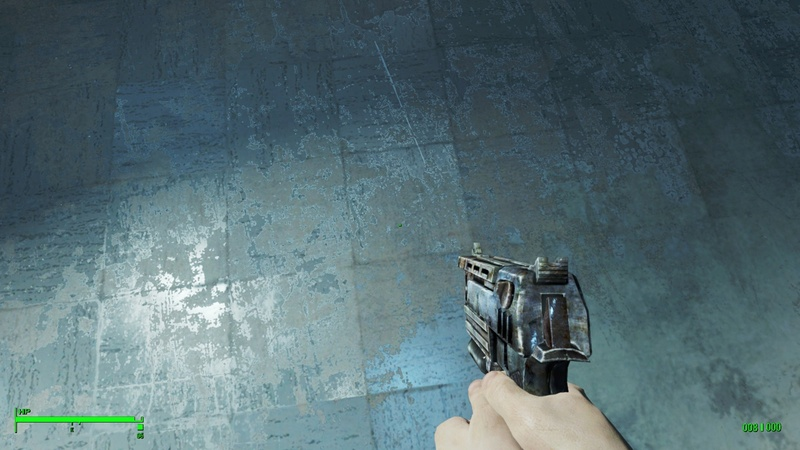 Should i make a 10mm replacer mod for fallout 4? 20170313