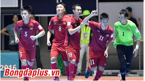 ĐT Việt Nam đụng Thái Lan ở vòng bảng AFF futsal 2017 110