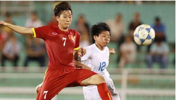 ĐT nữ Việt Nam mất cơ hội tranh cúp vàng AFF 2017 210