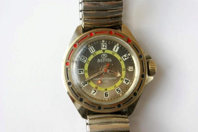 Komandirskie originale? Vostok10