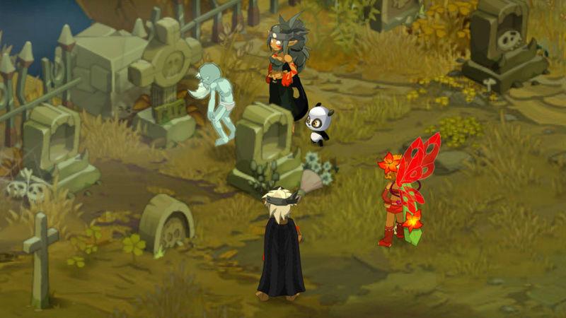 [Mission] La flûte qui ramenait les morts. Fantom14