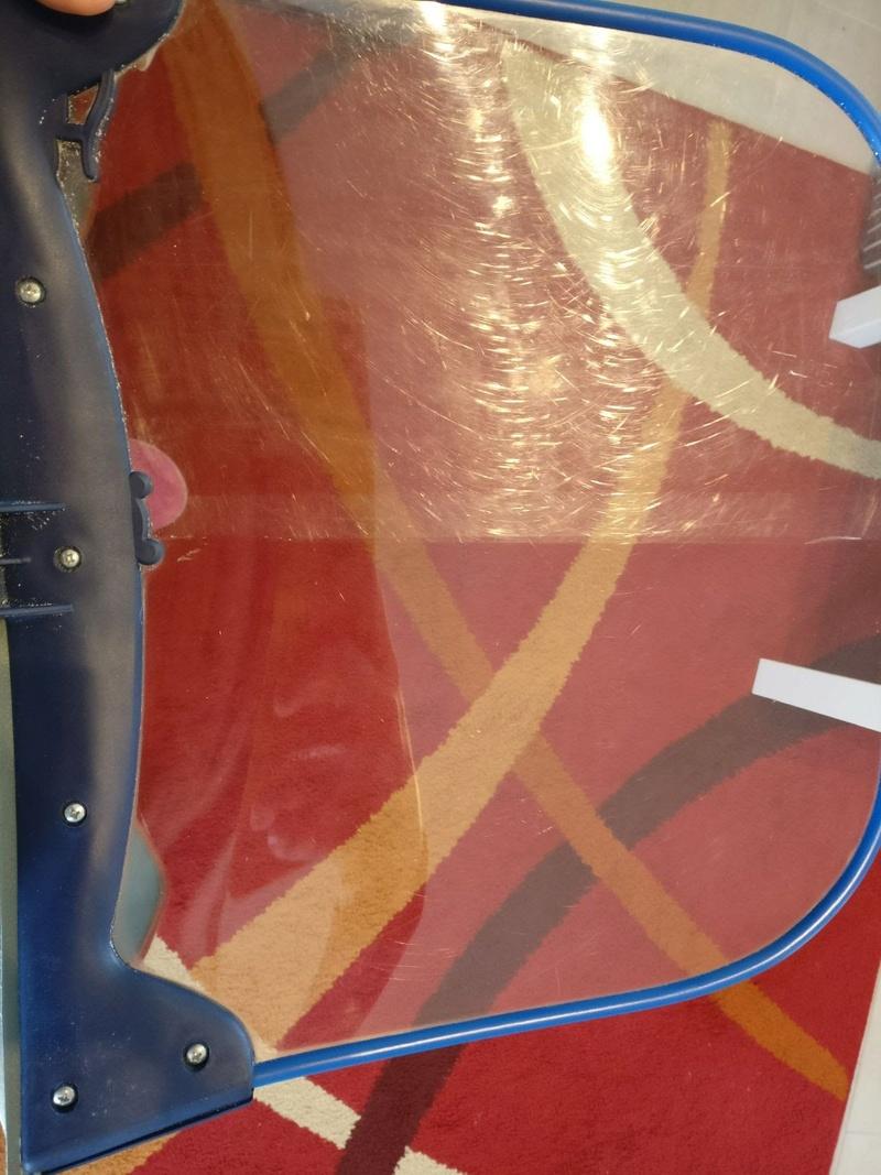 plexiglass bicicletta Durant11