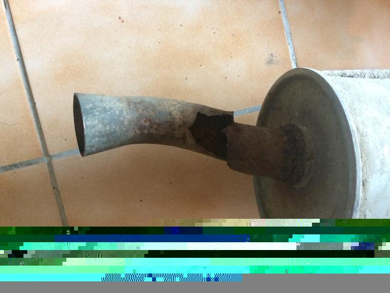 Réfection Collecteur + échappement sur AM84 Img_0115