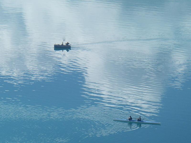 C3,Rods et Mustang au bord du lac et pique-nique entre amis Imgp2110