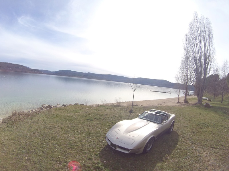 Un petit tour au bord du lac en collector edition Ph000414