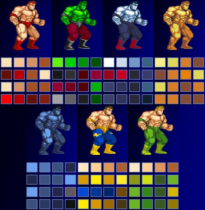 Max Color Separation Max10