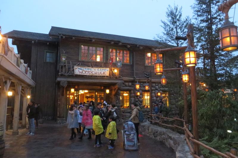 [Tokyo Disneyland] Nouveaux Meet & Greet et restaurant à Westernland (22 novembre 2016) Img_1112