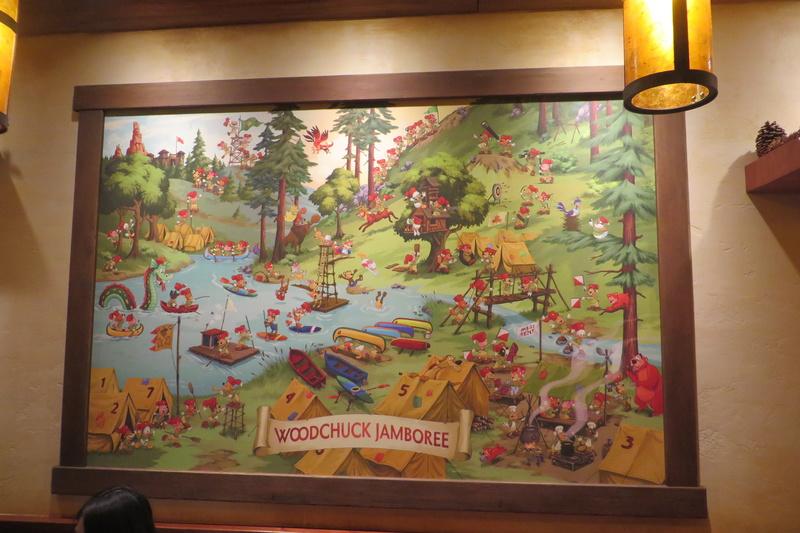 [Tokyo Disneyland] Nouveaux Meet & Greet et restaurant à Westernland (22 novembre 2016) Img_1122