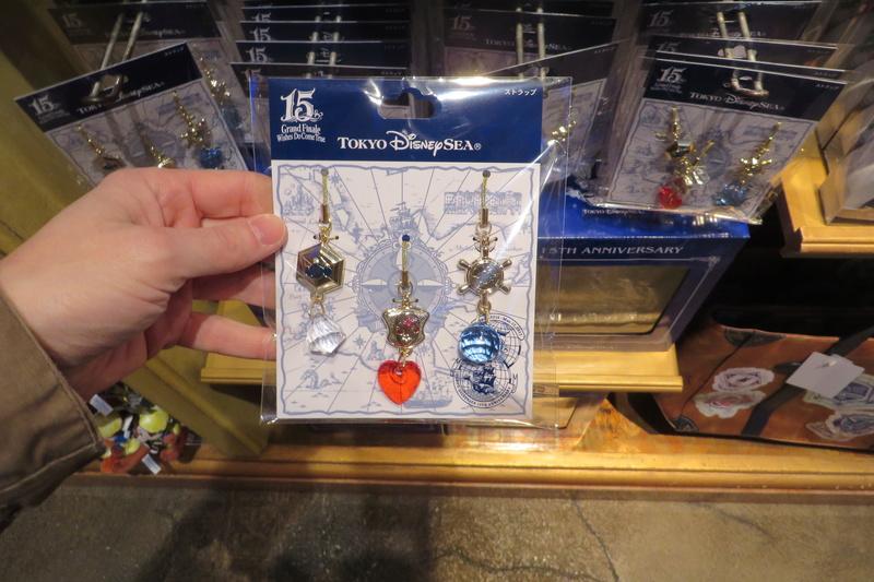 """[Tokyo DisneySea] : 15th anniversary """"The Year of Wishes"""" merchandising Img_2011"""