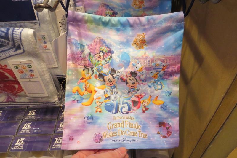 """[Tokyo DisneySea] : 15th anniversary """"The Year of Wishes"""" merchandising Img_2016"""