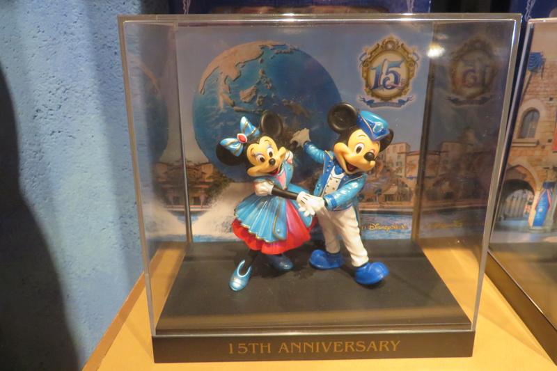 """[Tokyo DisneySea] : 15th anniversary """"The Year of Wishes"""" merchandising Img_2019"""