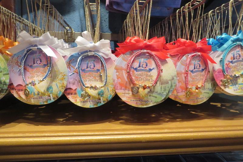 """[Tokyo DisneySea] : 15th anniversary """"The Year of Wishes"""" merchandising Img_2027"""