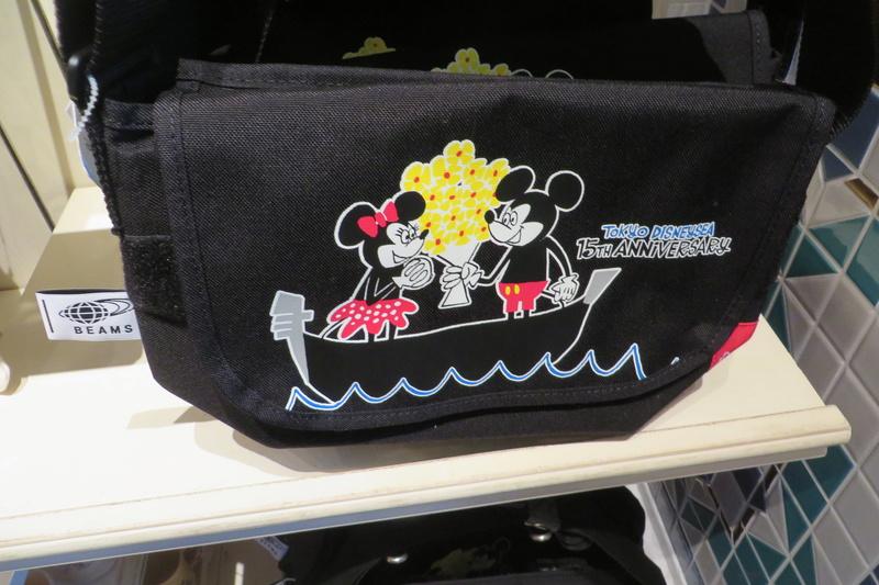 """[Tokyo DisneySea] : 15th anniversary """"The Year of Wishes"""" merchandising Img_2042"""