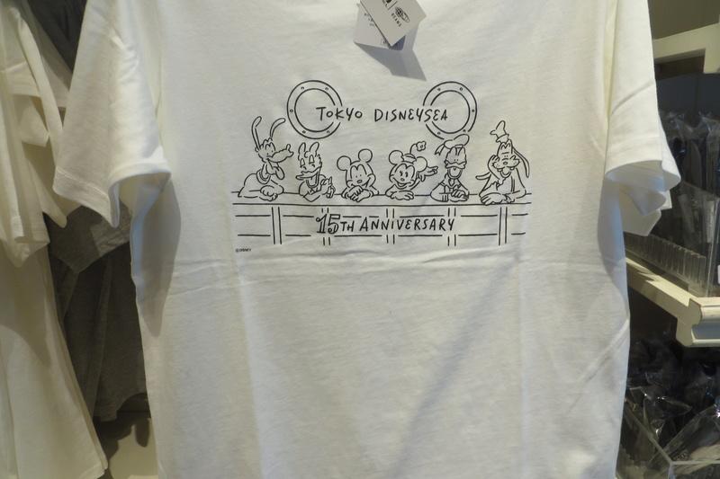 """[Tokyo DisneySea] : 15th anniversary """"The Year of Wishes"""" merchandising Img_2043"""