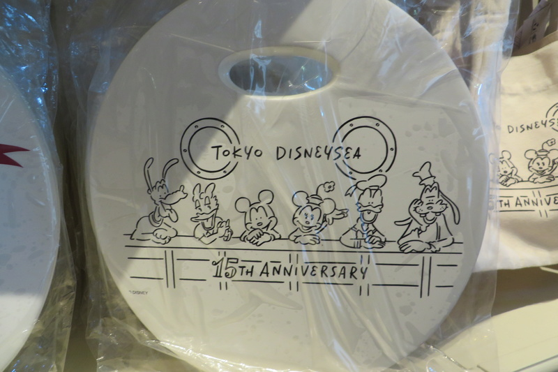 """[Tokyo DisneySea] : 15th anniversary """"The Year of Wishes"""" merchandising Img_2048"""