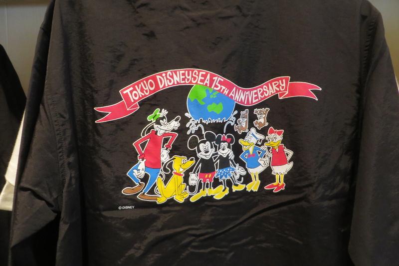 """[Tokyo DisneySea] : 15th anniversary """"The Year of Wishes"""" merchandising Img_2049"""