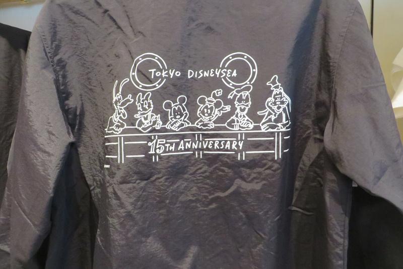 """[Tokyo DisneySea] : 15th anniversary """"The Year of Wishes"""" merchandising Img_2050"""