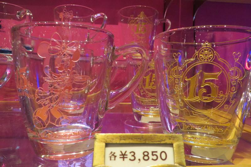 """[Tokyo DisneySea] : 15th anniversary """"The Year of Wishes"""" merchandising Img_2127"""