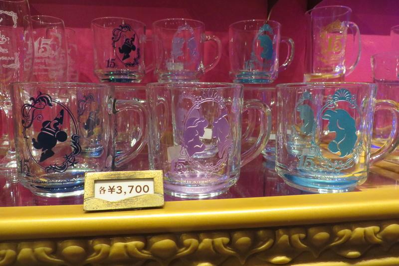 """[Tokyo DisneySea] : 15th anniversary """"The Year of Wishes"""" merchandising Img_2128"""