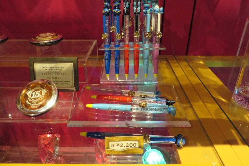 """[Tokyo DisneySea] : 15th anniversary """"The Year of Wishes"""" merchandising Img_2134"""