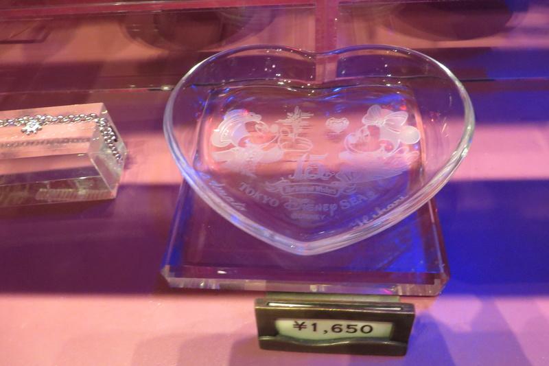"""[Tokyo DisneySea] : 15th anniversary """"The Year of Wishes"""" merchandising Img_2136"""