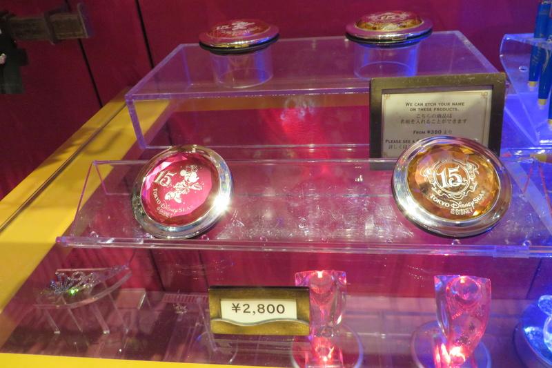 """[Tokyo DisneySea] : 15th anniversary """"The Year of Wishes"""" merchandising Img_2138"""
