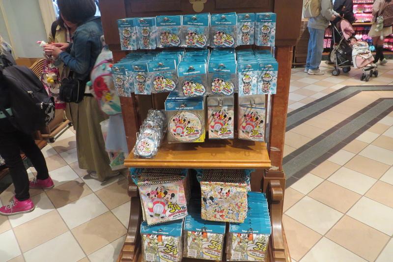 """[Tokyo DisneySea] : 15th anniversary """"The Year of Wishes"""" merchandising Img_4713"""
