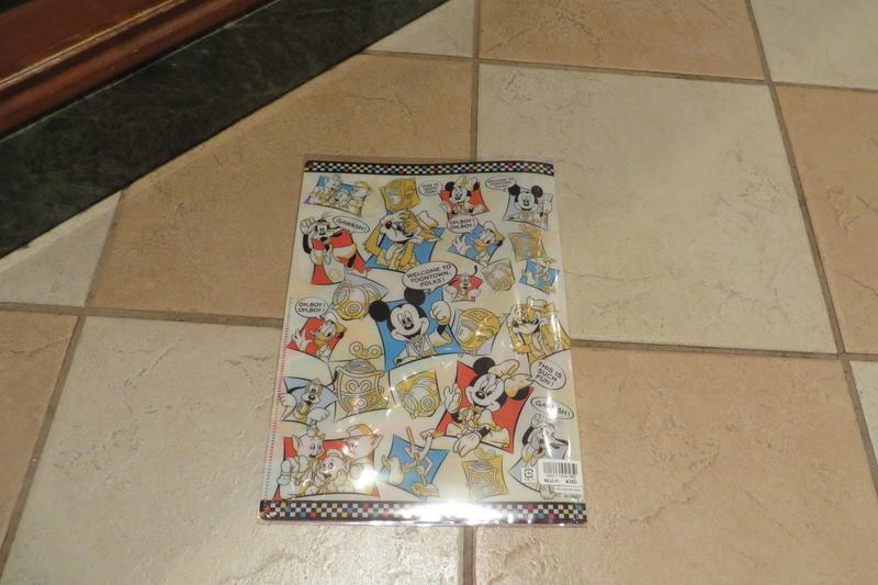 """[Tokyo DisneySea] : 15th anniversary """"The Year of Wishes"""" merchandising Img_4732"""