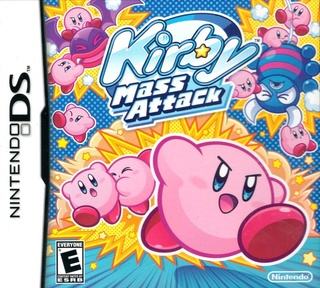 [DS] Kirby Mass Attack 22809610