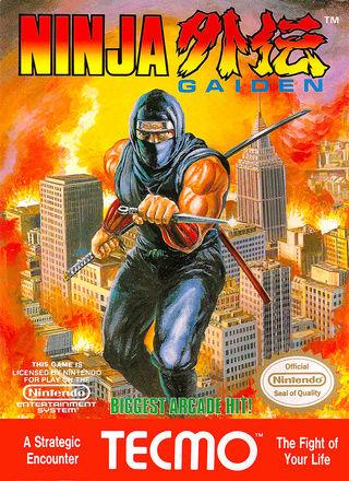 [NES] Ninja Gaiden 23442910