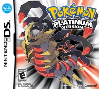 [DS] Pokémon Platinum Version 71c28e10