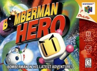 [N64] Bomberman Hero Bomber11
