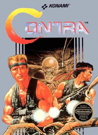[NES] Contra Contra10
