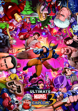 [PC] Ultimate Marvel vs Capcom 3 Cover_11