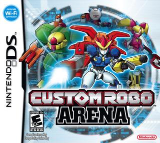 [DS] Custom Robo Arena Custom10