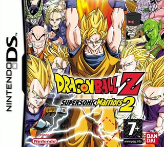 [DS] Dragon Ball Z: Supersonic Warriors 2 Dragon11