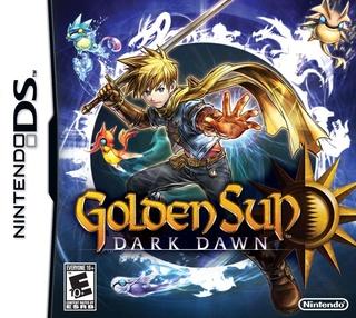 [DS] Golden Sun Dark Dawn Golden10