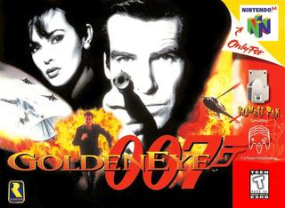 [N64] GoldenEye 007 Golden11
