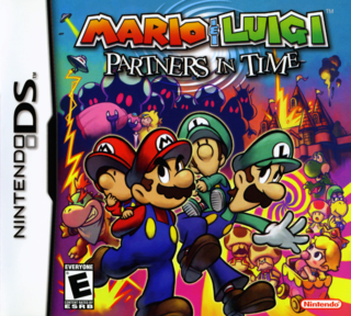 [DS] Mario & Luigi: Partners in Time Mario_10