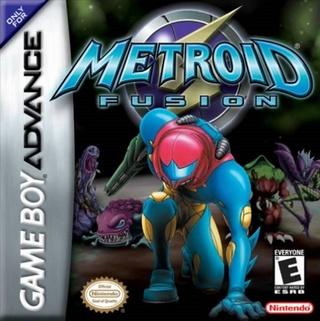 [GBA] Metroid Fusion Metroi10