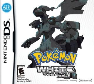 [DS] Pokémon White Version Pokemo11