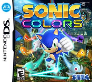 [DS] Sonic Colors Sonicc10