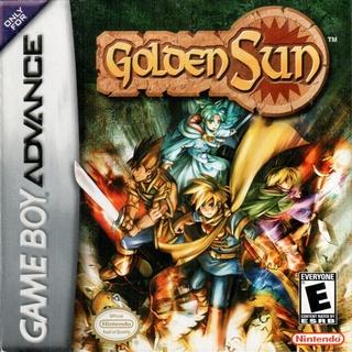 [GBA] Golden Sun  Thebro10