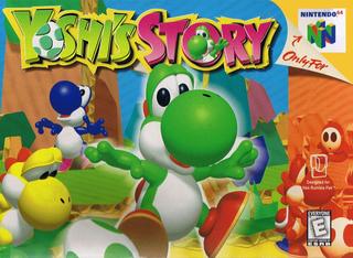 [N64] Yoshi's Story Yoshis10