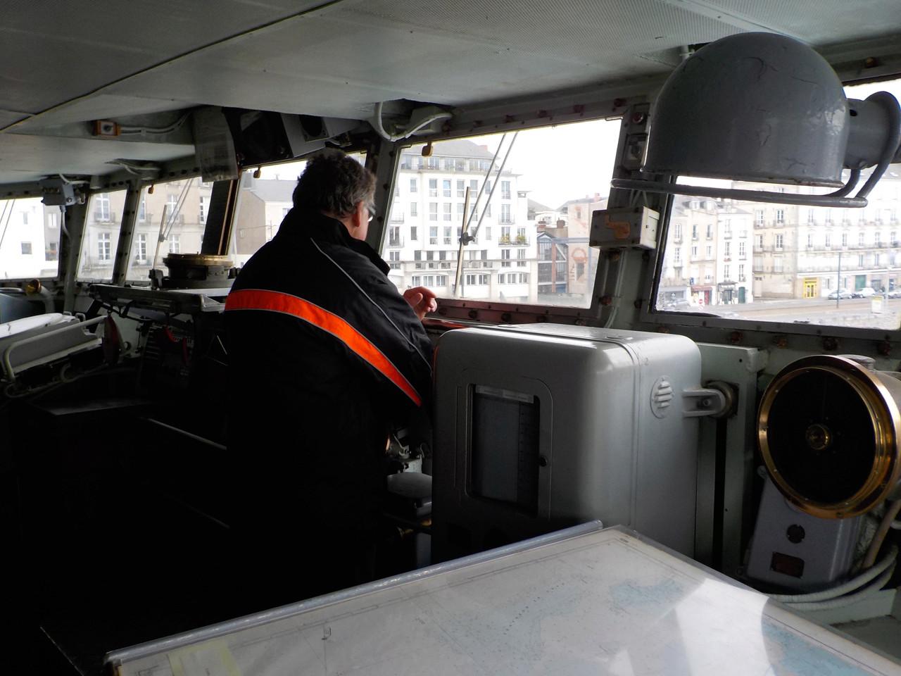 Escorteur d'escadre Maillé Brézé à Nantes Dscn1521
