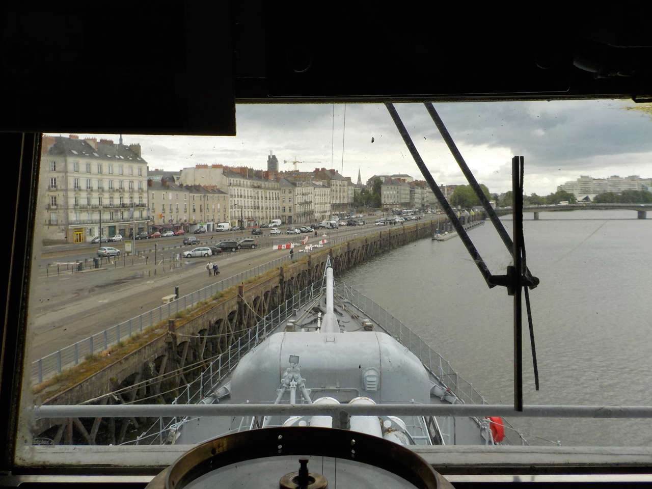 Escorteur d'escadre Maillé Brézé à Nantes Dscn1522