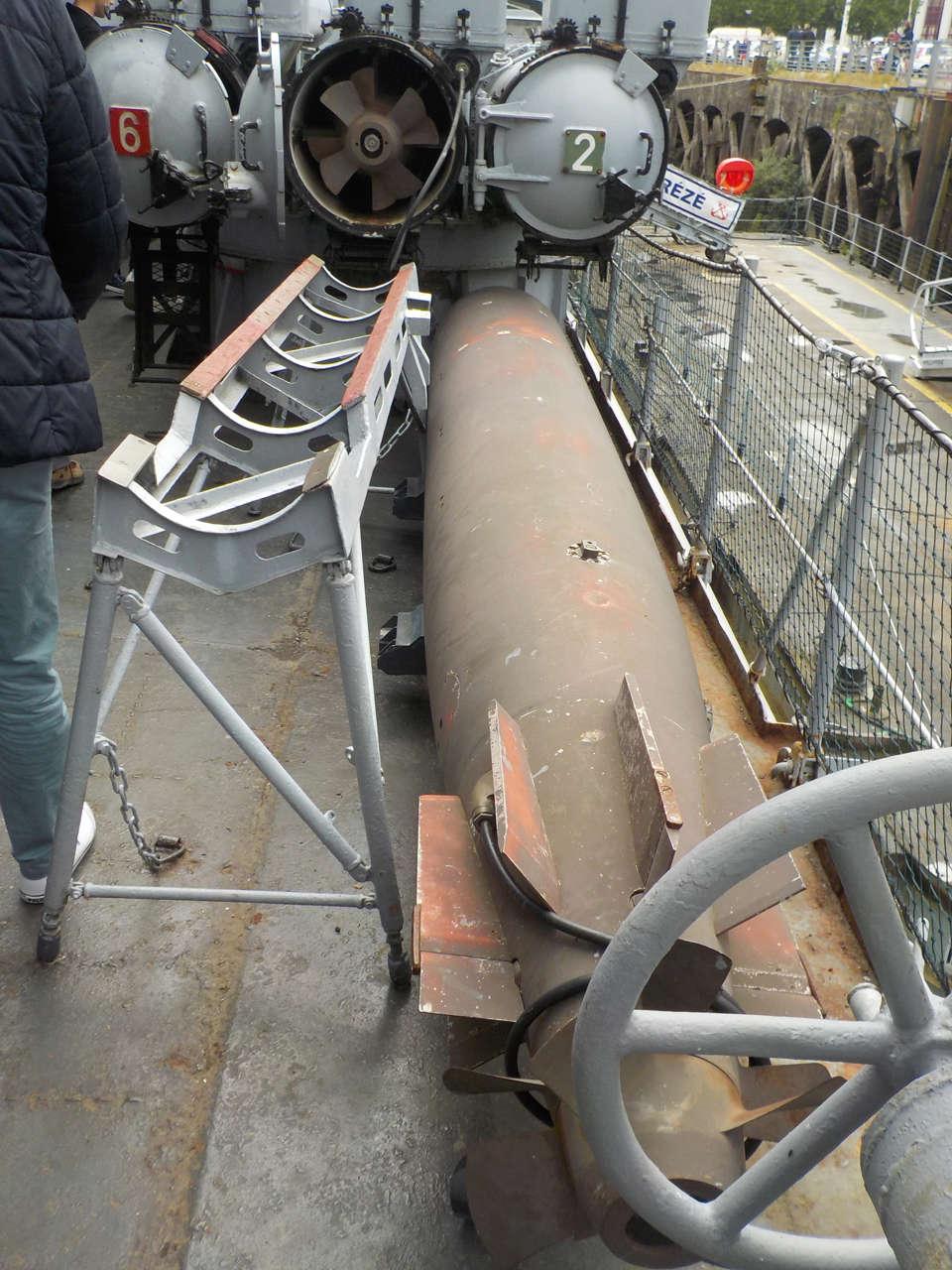 Escorteur d'escadre Maillé Brézé à Nantes - Page 2 Dscn1636