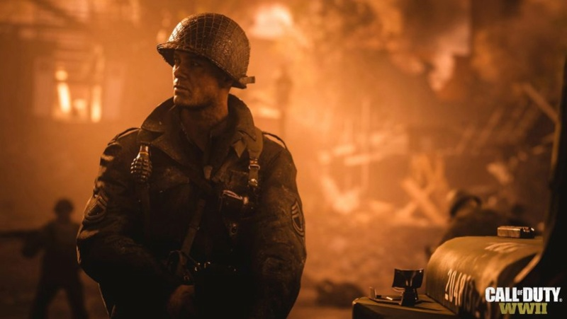 [PS4/PC/XBOX ONE] Call Of Duty WWII Callof10