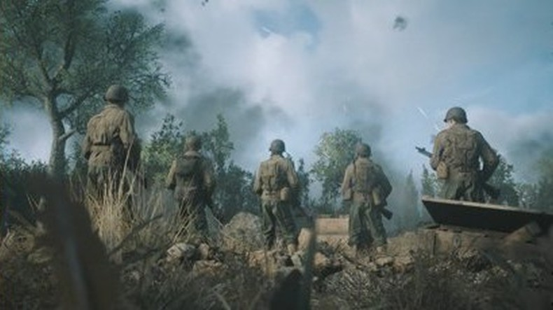 [PS4/PC/XBOX ONE] Call Of Duty WWII Wozpyt10