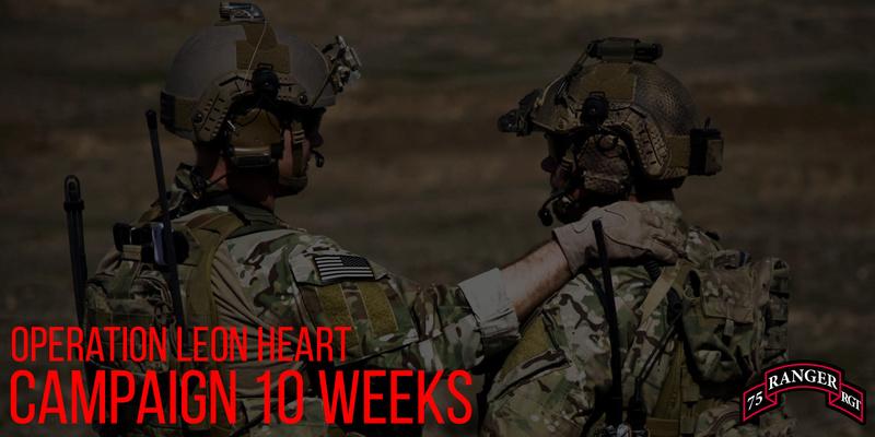 [Campaign 10 Weeks] Operation Leon Heart 4/29/17 Operat10